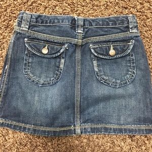 GAP Bottoms - Gap Jean Skirt Sz 14